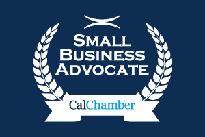 Three Receive CalChamber Small Business Advocate of the Year Award