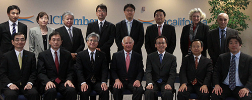 2015 Japan Business Leaders
