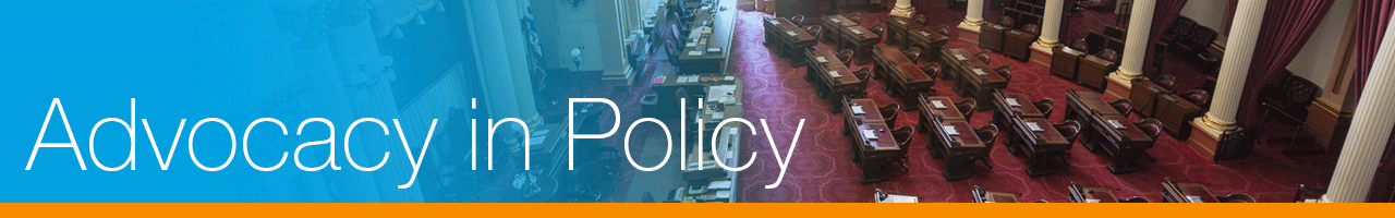 Advocacy in Policy