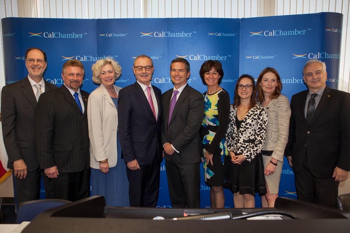 CalChamber Forum Highlights Transatlantic, Trans-Pacific Relationships