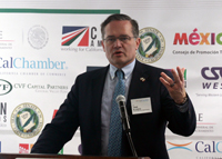 Dr. José Blanco, principal with Central Valley Fund Capital Partners