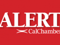 CalChamber Alert – September 20, 2019