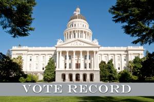 CalChamber Vote Record: Major Bills 2019