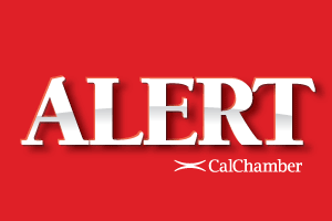 CalChamber Alert - Pay Data Disclosure Bill No Longer Job Killer