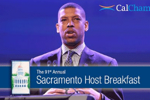Mayor Kevin Johnson Remarks at 91st Annual Host Breakfast