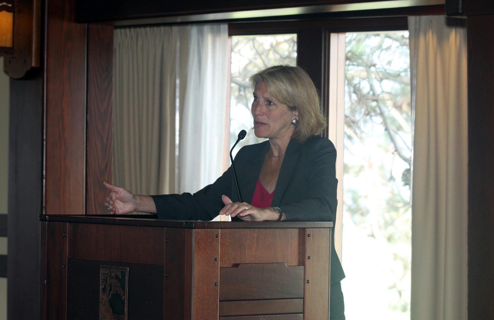 Dr. Karen Donfried
