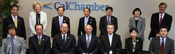 Japan Business Association (JBA) 2011