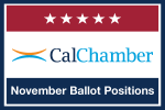 Countdown to Election Day: Recap of CalChamber Ballot Positions