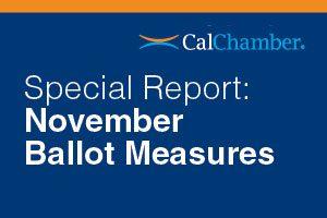 Overview of November Ballot Measures