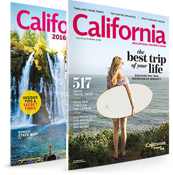 california visitors guide