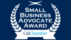 CalChamber Seeks Nominations for Small Business Advocate Award