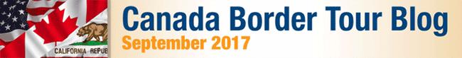 2017 Canada Border Tour