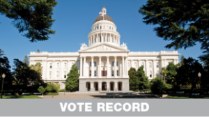 CalChamber Issues Vote Record on Major Business Bills 2018
