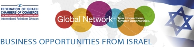 Israel Trading Partner Portal - Advocacy - California Chamber of