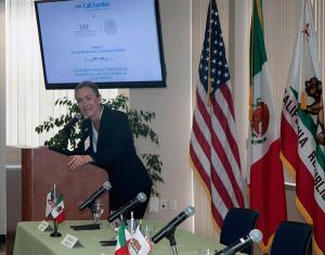 Consul General Liliana Ferrer