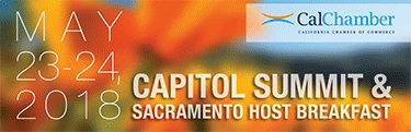2018 CalChamber Capitol Summit and Host Breakfast