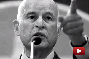 Video: California Governor Jerry Brown - A Bolder Path