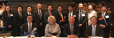 Japanese Business Leaders, CalChamber Share Concerns at Annual Luncheon