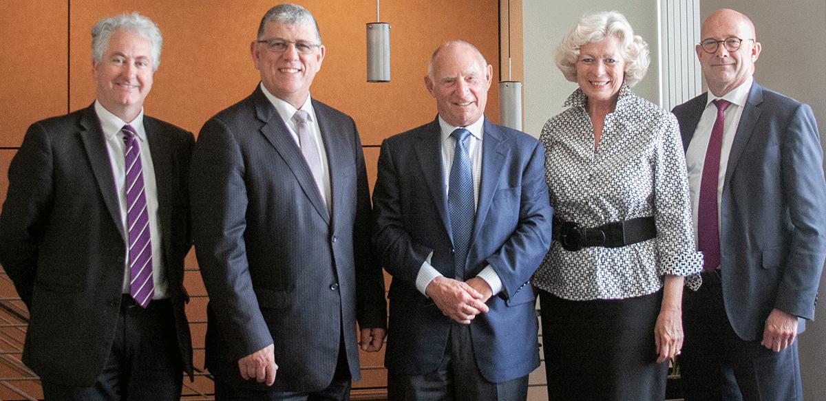 Australian Delegation August 2018