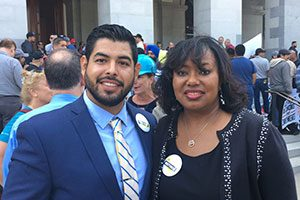 I'm Independent Coalition Rally Urges Legislators to Protect Independent Contractors