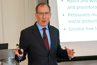 Mr. John Murphy, SVP International Policy, U.S. Chamber