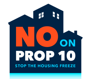 No on Prop 10
