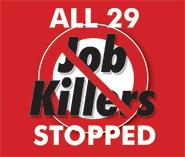 2018 Job Killers