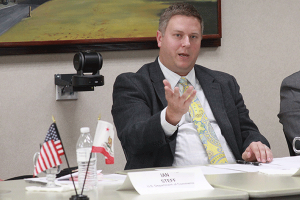 CalChamber Hosts U.S. Department of Commerce Official