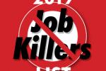 Job Killer Update: CalChamber Identifies Four Additional Bills