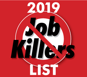 Job Killer Update: CalChamber Identifies Four Additional Bills