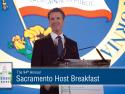 California Governor Gavin Newsom Remarks at the 94th Annual Host Breakfast