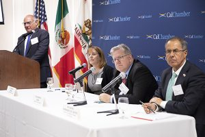 CalChamber Luncheon Highlights Challenges, Opportunities of Mexico-California Relationship