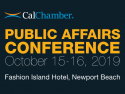 Registration Opens for CalChamber Fall Public Affairs Conference