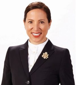 Lieutenant Governor of California, Ambassador Eleni Kounalakis