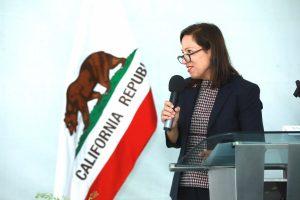 Ambassador Lt. Governor Eleni Kounalakis