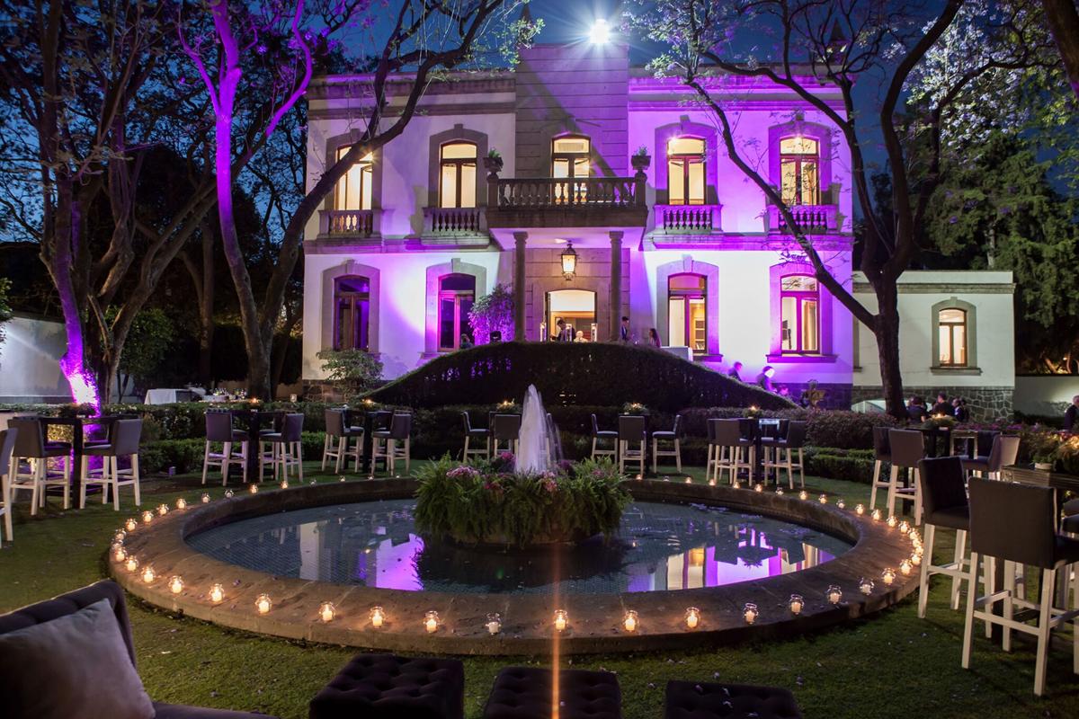 University of California Casa de California in Mexico City