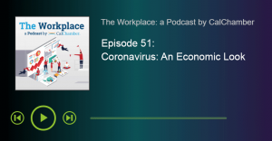 Coronavirus: An Economic Look - The Workplace Podcast