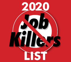 2020 Job Killers