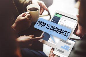 Informing Employees of Prop. 15 Drawbacks — OK to Explain