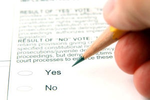 Ballot Measures Mostly Do No Harm