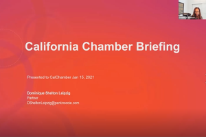 Policy Briefing - Consumer Privacy and Innovation