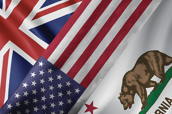 A New Year, A New Deal: The UK's Future Relationship with California