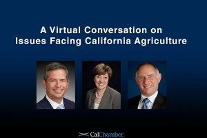 Secretary Ross Joins CalChamber to Talk on Importance of Food, Ag to State's Economy