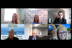 Virtual Townhall Discussion with Senator Tom Umberg