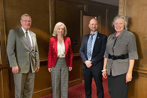 CalChamber-Hosted Lunch for UK Trade Secretary Provides Opportunity to Reiterate Shared Goals