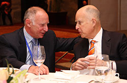 CalChamber President/CEO Allan Zaremberg and Governor Brown