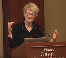 Consul General Cassie Doyle