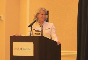 CalChamber Board member Anne Buettner