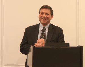 GO-Biz Deputy Director of International Affairs Brian Peck
