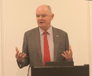 Australian Consul General Chris Oldfield